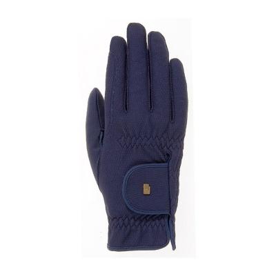 Roeckl Grip Fleece, Blau