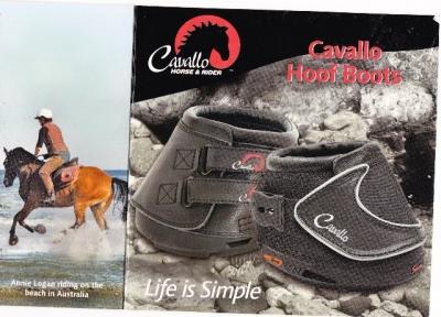 Hufschuhe Simple Boot von Cavallo