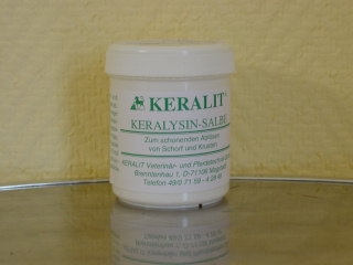 Keralit Keralysin Salbe 130 ml