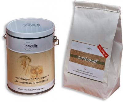 Navalis corticosal, 2 kg Pellets