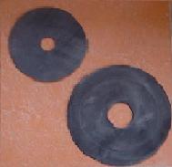 Weidemaulkorb Ersatzplatte