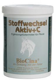 BioCina Stoffwechsel Aktiv + C 800 g