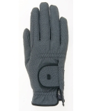 Roeckl grip fleece, anthracite