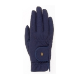 Roeckl grip fleece, blue